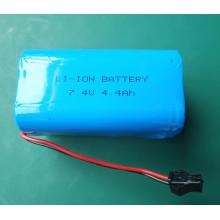 Batterie portable 7.4V avec protection