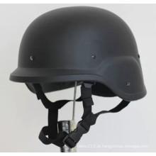 Alavanca de NIJ Iiia UHMWPE Pasgt capacete à prova de balas