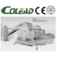 Hot sale dewatering machine/industrial fruit drying machine/vegetable processing line /