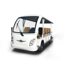 Factory Supply 14 Seater Electric Tourist Coach