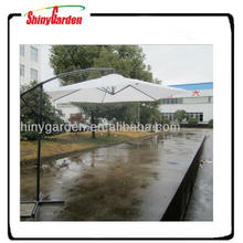 Stahl Sidepole Regenschirm