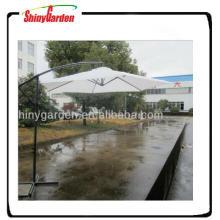 paraguas sidepole de acero