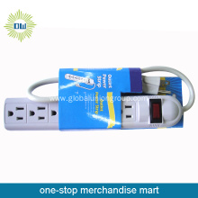 6  Way Universal Power Strip