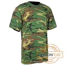 Le T-shirt militaire répond à la norme ISO
