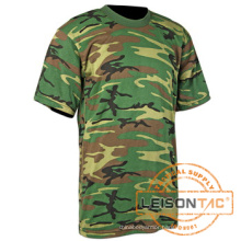 Military T-Shirt Meets ISO Standard
