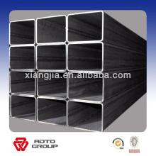 Pila de acero cuadrada galvanizada / Sección hueca / Tubo rectangular