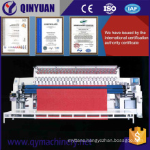 Industrrial machine embroidery