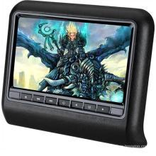 9-дюймовый клип на подголовник DVD с функцией HDMI