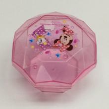 Boîte de rangement de bijoux Disney en plastique simple