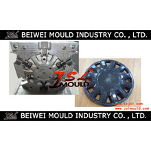 OEM Custom Injection Auto Hubcap Mould Manufacturer