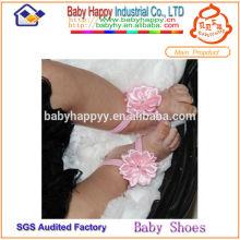 Desgaste del bebé del color del verano del verano de Hong-Kong 1 dólar calza