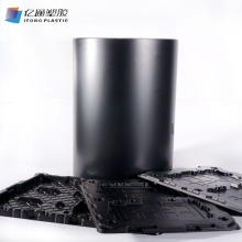 PP Black Short-Time Antistatic Plastic Sheet