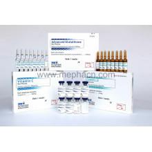 Cindelle (ácido tióctico) con Inyección de glutatión para el blanqueamiento de la piel