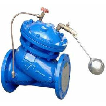 Válvula de control de flotador de agua remota tipo diafragma F745X / H103X