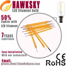 Germany IS test manchine sapphire chip filament led light manufacturer