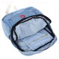Fashion College Vintage Backpacks Denim Rucksack Casual Bookbag School Bag For Girls