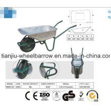Carretilla de rueda (WB6414A)