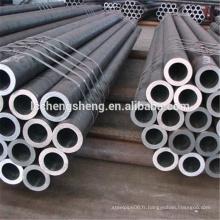 45 # Tuyau en acier à faible teneur en carbone en tuyau d'acier sans soudure chinois
