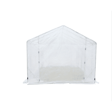 Strong Wind Resistance PE Cover Family Garden Greenhouse