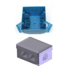 Proveedor directo de alta calidad del molde del molde de la caja de conexiones de la garantía de calidad de las ventas directas de la fábrica
