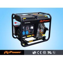 3kVA ITC-POWER generador diesel de marco abierto home