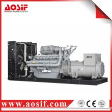 1600KW / 2000KVA генератор 50 Гц с двигателем perkins 4016TAG2A, изготовленный в Великобритании