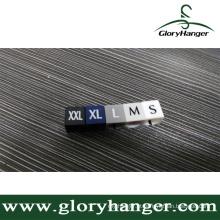 Sizer plástico do gancho para a loja da forma (GLPZ017)