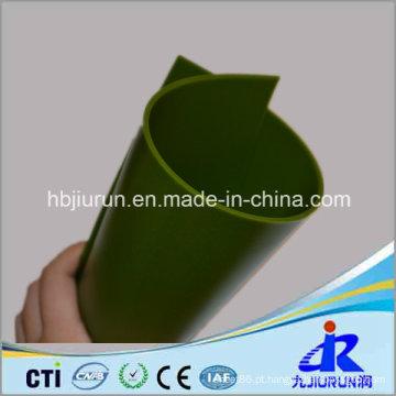 Chama Retardant PU Sheet De China