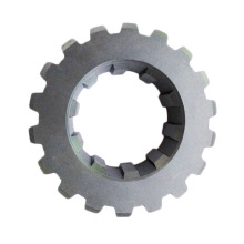 Custom Precision Machined Straight Gear Black Steel Cogwheel