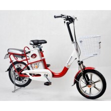 Lithium Battery and Lead Acid Battery Electric Bike