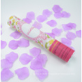 High Quality No Firework Rose Petal Party Popper for Wedding Favors Custom with Low Price