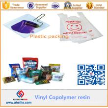 Résine chlorée de résine de MP45 pour faire l'encre composée en plastique