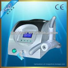 Laser q-switch nd yag máquina de remoção de pigmentação a laser