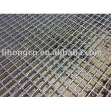 Grille GI, grille GI, grille Galv, grille GI, grille galvanisée, grille en acier galvanisé