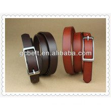 2014 New Fashion woman genuine leather belt