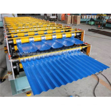 Fournisseur de rouleuses automatiques, machine à fabriquer des profilés ondulés en panneaux en acier