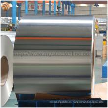 No Secundaria Grado BA T53 0.25mm Plain Tinplate Coil de Huaxi