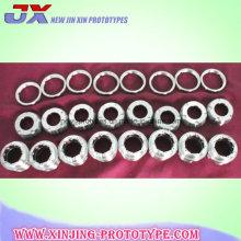 Алюминий/Нержавеющая сталь/сталь/Латунь/медь, части CNC поворачивая части высокой точности