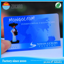 PVC Card Magnetic Stripe Plastic Membership Card