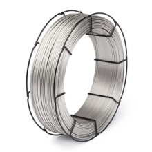 Gas shielded welding wire