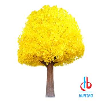 Albero di ginkgo artificiale anti UV