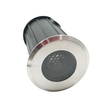Éclairage sous-marin LED 2W en acier inoxydable