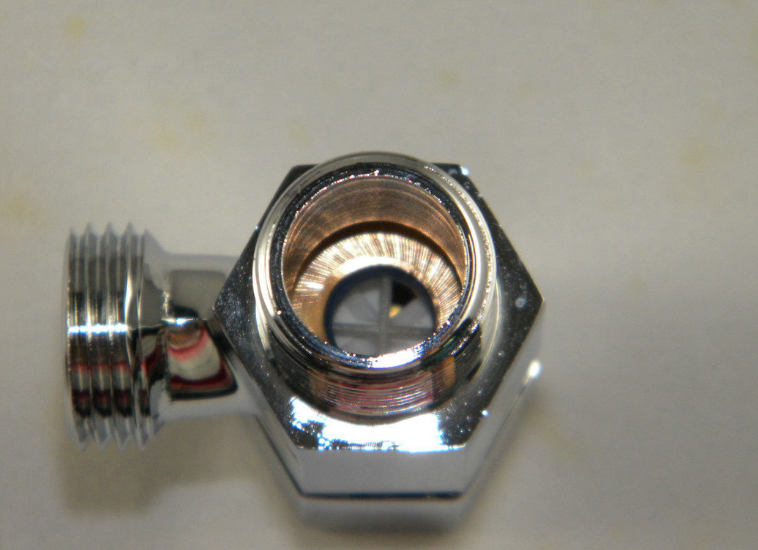 Water Angle Cock Valve