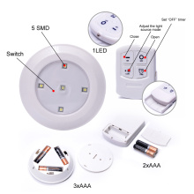 5 SMD remote control cabinet LED light