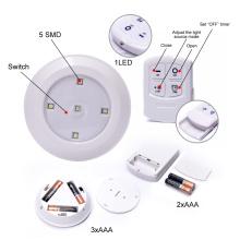 Luz de LED del gabinete de control remoto de 5 SMD