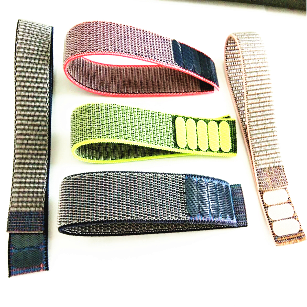 Multi Colors Watch Band
