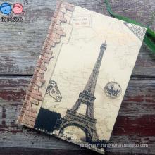 Garantie de qualité supérieure A5 Cheap Customer Hardcover Notebook