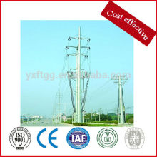 10KV Dos polos de terminal de circuito eléctrico, polo de línea de transmisión