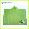 Clear Waterproof Disposable PE Rain Cape Rpe-054
