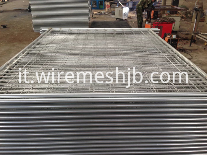 Welded Wire Temporary Fence Panels